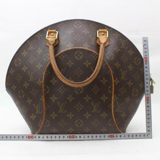 Louis Vuitton Eclipse Elipse Bowler Shell Satchel in Brown Image 5