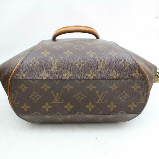 Louis Vuitton Eclipse Elipse Bowler Shell Satchel in Brown Image 6