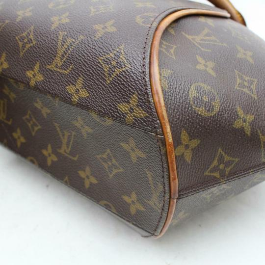 Louis Vuitton Eclipse Elipse Bowler Shell Satchel in Brown Image 8