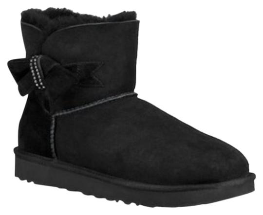 Preload https://img-static.tradesy.com/item/24979044/ugg-australia-black-women-s-jackee-knot-sparkle-bootsbooties-size-us-8-regular-m-b-0-1-540-540.jpg