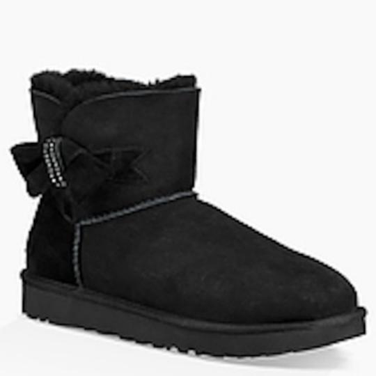 UGG Australia New With Tags Black Boots Image 1
