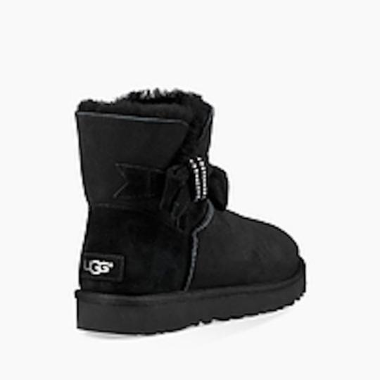 UGG Australia New With Tags Black Boots Image 2