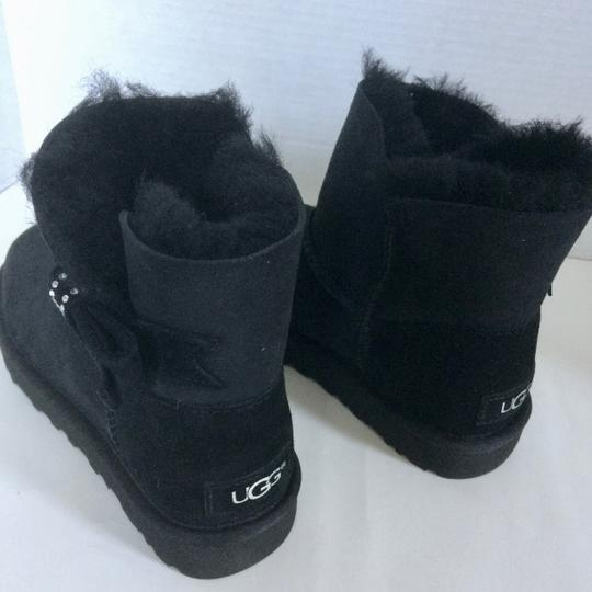 UGG Australia New With Tags Black Boots Image 7