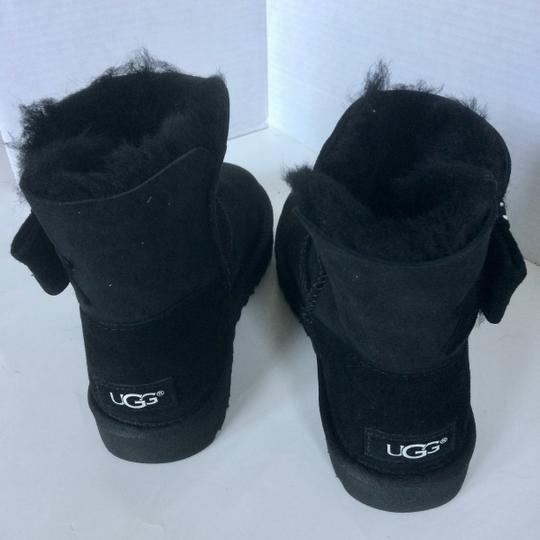 UGG Australia New With Tags Black Boots Image 9