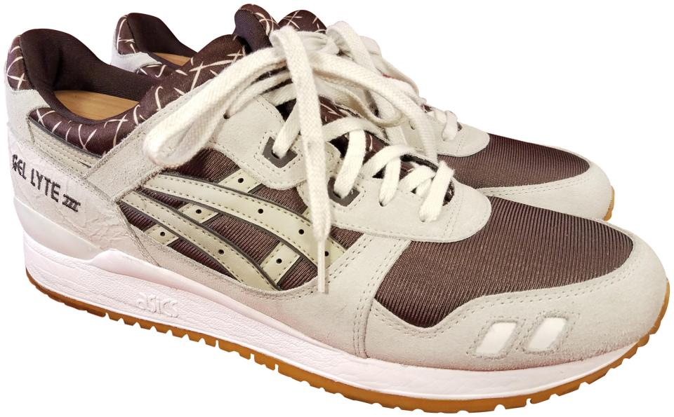 purchase cheap buying cheap huge sale Asics Beige and Brown Gel Lyte Iii Ronnie Fieg Man Beige/Brown Eur 45.5  Sneakers Size US 12 Regular (M, B)