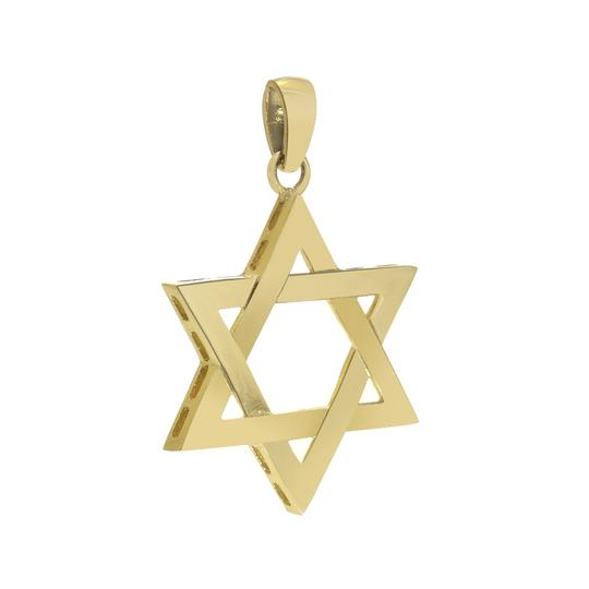 Avital & Co Jewelry Magen David The Star Of David Charm Image 1