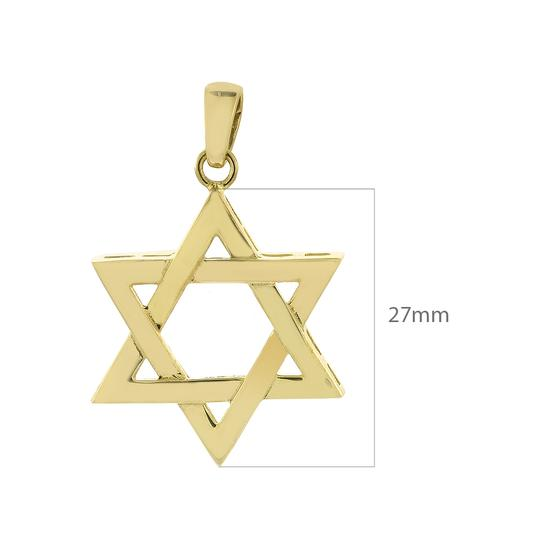 Avital & Co Jewelry Magen David The Star Of David Charm Image 3