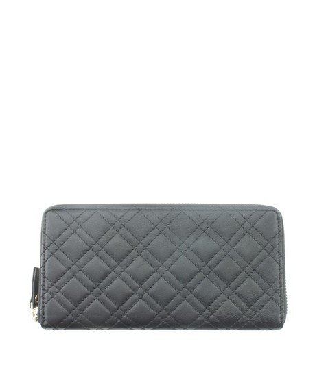 Preload https://img-static.tradesy.com/item/24979318/black-quilted-leather-zippered-167769-wallet-0-0-540-540.jpg