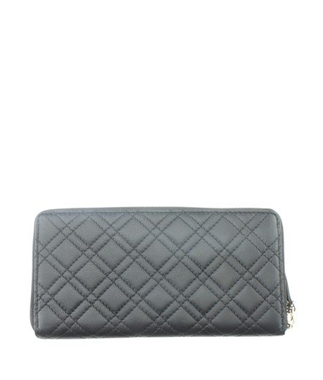Collection XIIX Collection XIIX Black Quilted Leather Zippered Wallet (167769) Image 3