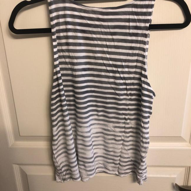 Soft Joie Top Grey Image 3
