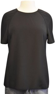 Alexander Wang Silk Casual Top Black