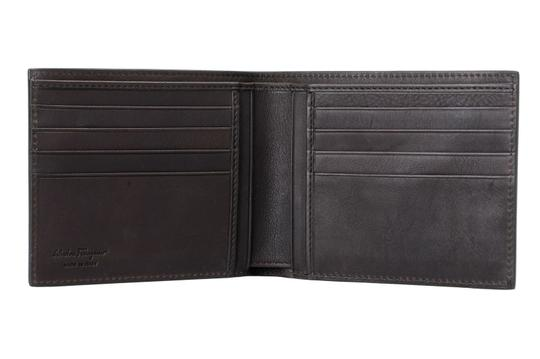 Salvatore Ferragamo Salvatore Ferragamo 100% Leather Multi-Color Men's Bifold Wallet Image 1