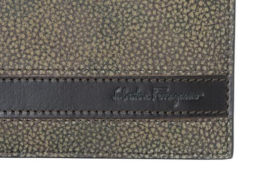 Salvatore Ferragamo Salvatore Ferragamo 100% Leather Multi-Color Men's Bifold Wallet Image 2