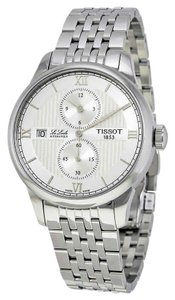 Tissot Le Locle Swiss Made Automatic Chronograph Round Men's Watch