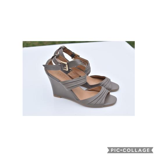 Preload https://img-static.tradesy.com/item/24979683/talbots-gray-ankle-wrap-wedges-size-us-7-regular-m-b-0-0-540-540.jpg