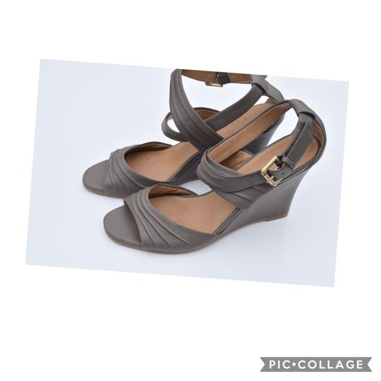 Talbots gray Wedges Image 1