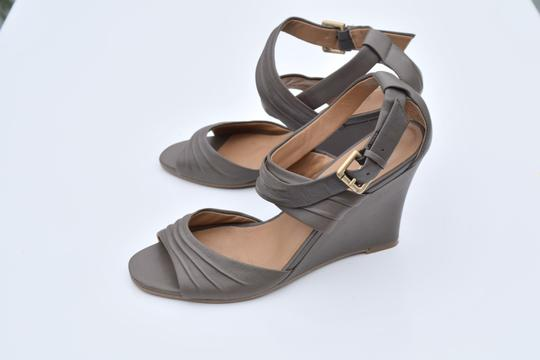 Talbots gray Wedges Image 2