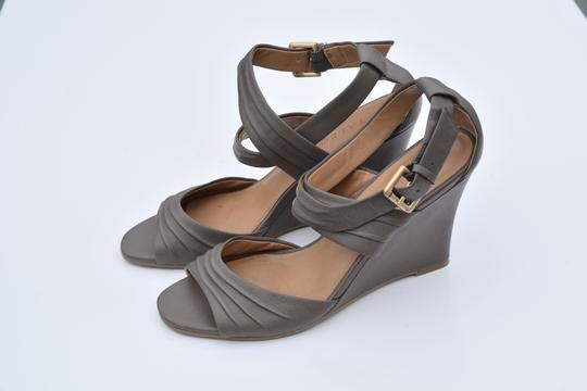 Talbots gray Wedges Image 4