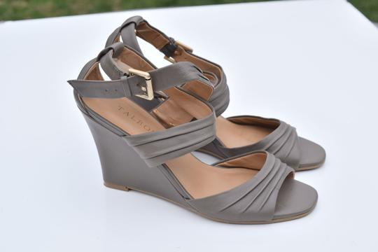 Talbots gray Wedges Image 8