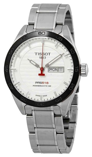 Preload https://img-static.tradesy.com/item/24979759/tissot-silver-tone-prs-516-swiss-made-stainless-steel-round-men-s-watch-0-1-540-540.jpg