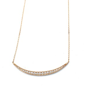 Other diamond necklace