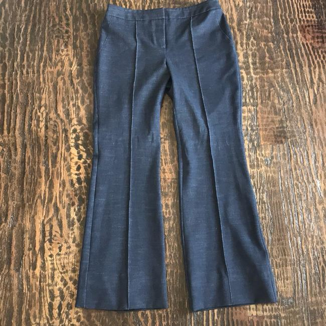 River Island Trouser/Wide Leg Jeans-Dark Rinse Image 1