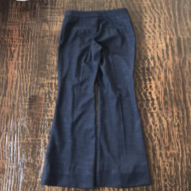 River Island Trouser/Wide Leg Jeans-Dark Rinse Image 2
