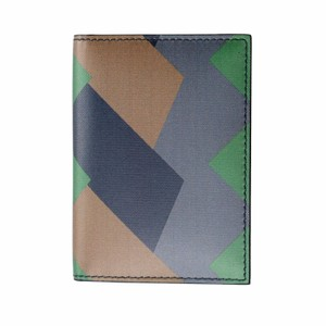 Salvatore Ferragamo Salvatore Ferragamo 100% Leather Multi-Color Men's Bifold Wallet