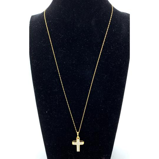 other diamond cross necklace Image 1