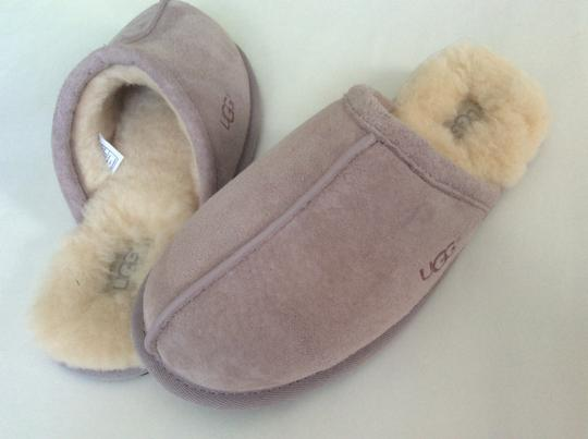 UGG Australia New With Tags Feather / Light Lavender Flats Image 1