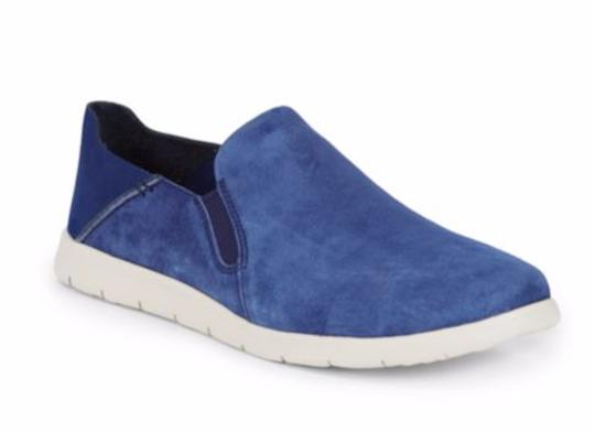 UGG Australia New With Tags Men's Marine Blue Flats Image 0