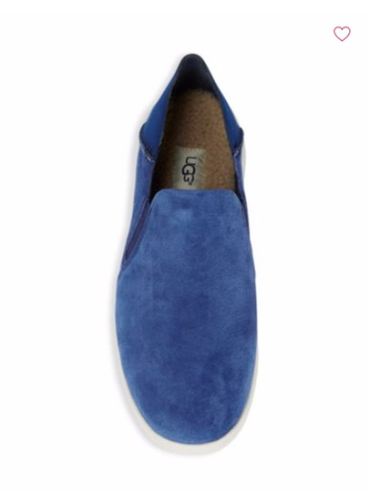UGG Australia New With Tags Men's Marine Blue Flats Image 1