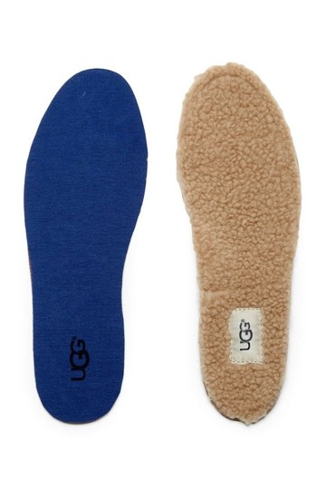 UGG Australia New With Tags Men's Marine Blue Flats Image 2