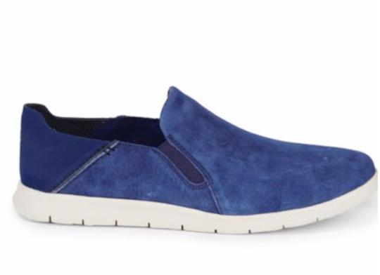 UGG Australia New With Tags Men's Marine Blue Flats Image 4