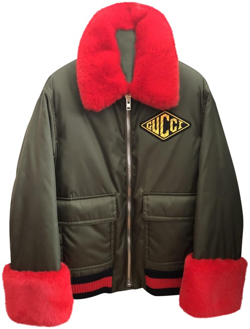 Item - Military Green Jacket Size 6 (S)