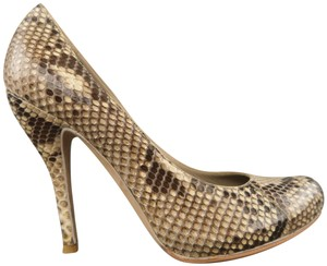 538f24ca4053 Women s Brown Alexander McQueen Shoes - Up to 90% off at Tradesy