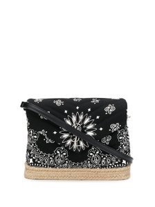 Saint Laurent Ysl Slp Bandana Shoulder Bag