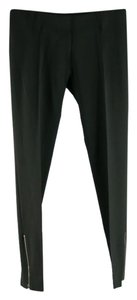 Balenciaga Dress Pants Skinny Zip Detail Trouser/Wide Leg Jeans
