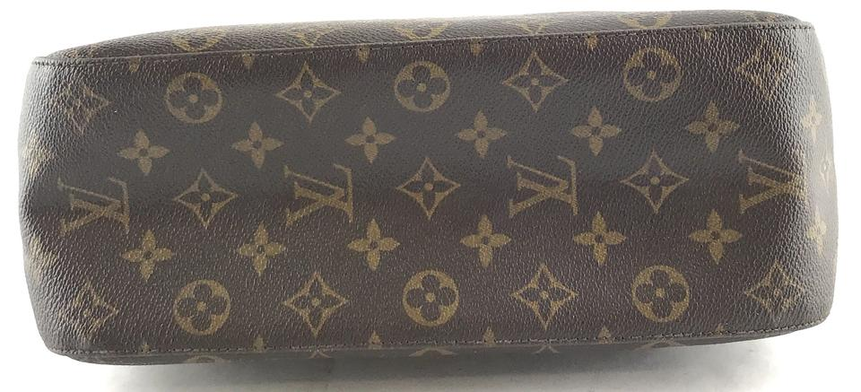 Louis Vuitton Looping Bucket  27630 Tote Monogram Coated Canvas Shoulder Bag  - Tradesy bbb8d4ef57238