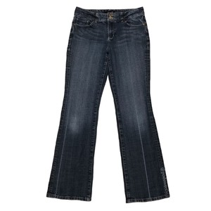 Seven7 Boot Cut Jeans-Medium Wash