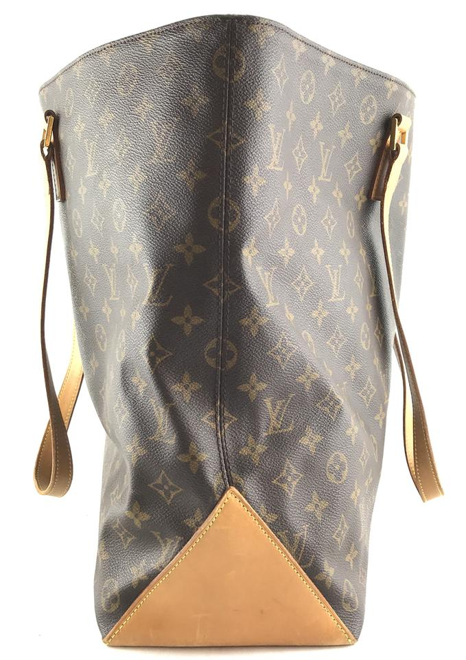 Louis Vuitton Neverfull Cabas  27852 Rare and Discontinued Xl Alto Large  Neverfull-style Monogram Coated Canvas Tote - Tradesy ec71976f2c2f6