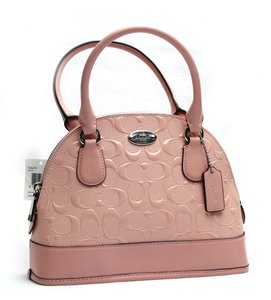 Pink Coach Cross Body Bags - Up to 90% off at Tradesy 2b0df24f1ca02