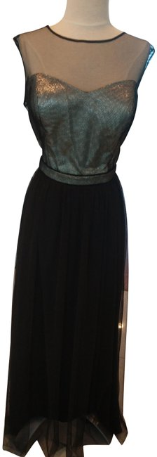 Item - Black Style # 6726ys Long Formal Dress Size 12 (L)