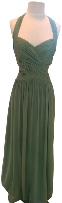 Item - Clover / Green - Style # 2932 Long Formal Dress Size 10 (M)
