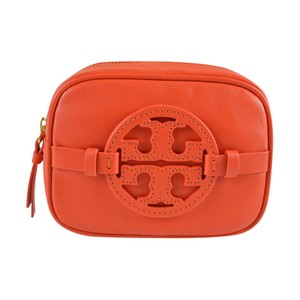 Tory Burch Classic Holly Cosmetic Makeup Case Bag