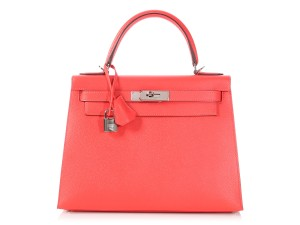Hermès Epsom Tomato 28 Hr.q0124.10 Reduced Price Shoulder Bag