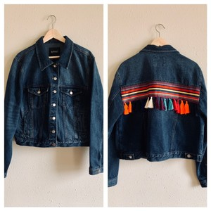 Buffalo David Bitton indigo Womens Jean Jacket