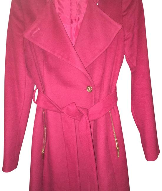 Michael Kors Red . Coat Size 2 (XS) Michael Kors Red . Coat Size 2 (XS) Image 1