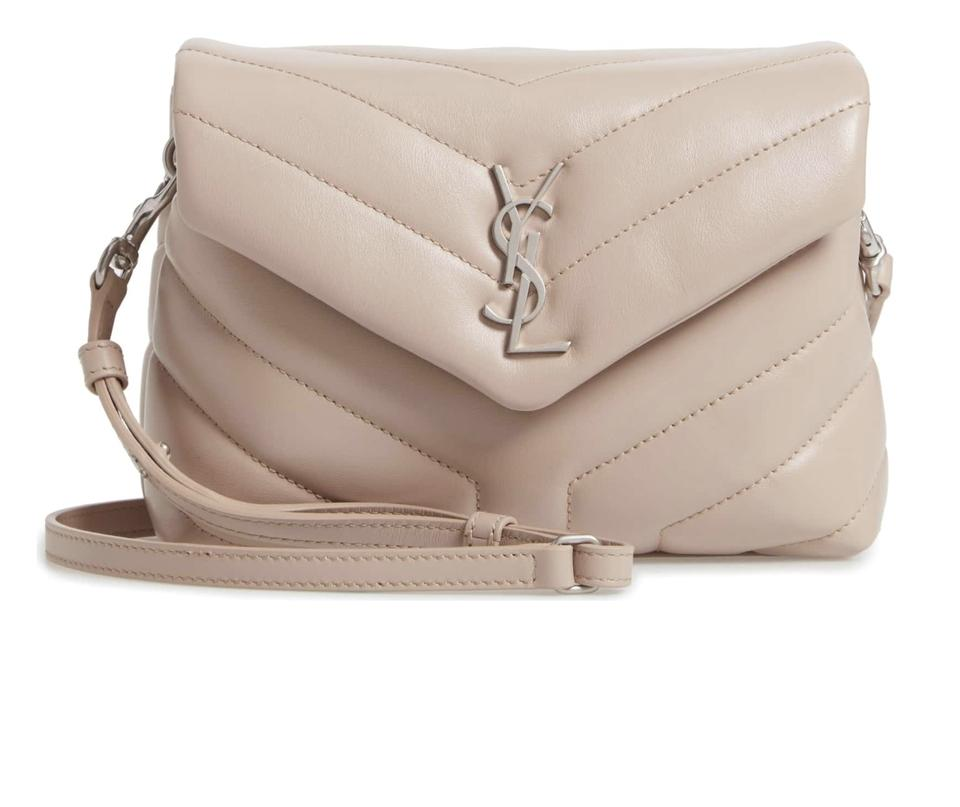ae07bf8ddc4d3 Saint Laurent Loulou Loulou Loulou Toy Flap Cross Body Bag Image 0 ...