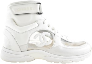 Chanel Trainer Sneaker Runway Flat white Athletic